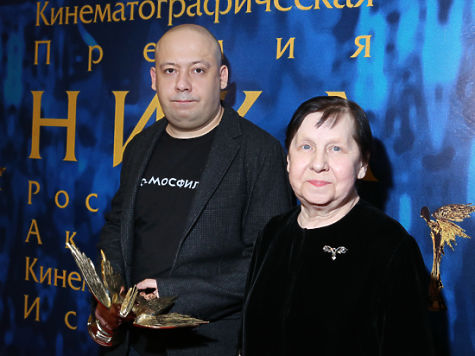 Светлана Кармалита и Алексей Герман-младший.